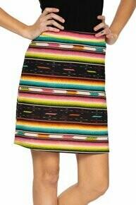 Double D Ranch S1693 Bakersfield Serape Skirt