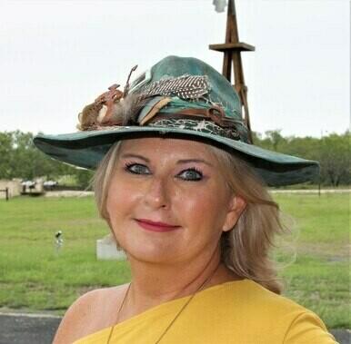A Rare Bird Distressed Cowgirl Callie Hat