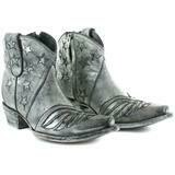 Old Gringo BL2976-4 United Sht Boot Silver W/Star