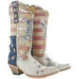 Old Gringo Jorie Crackled Taupe Boots