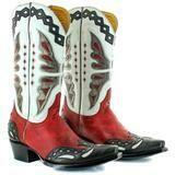 Old Gringo Monarca Regular Boot Wing Tip