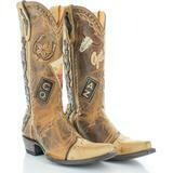Old Gringo Route 66 Saddle Boot