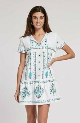 Tyler Boe 32300P Taylor Tunic Dress