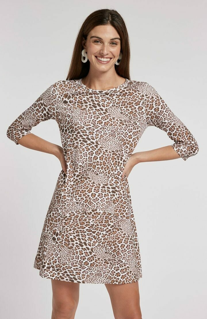 Tyler Boe 73125P Alexa 3/4 Sleeve Dress