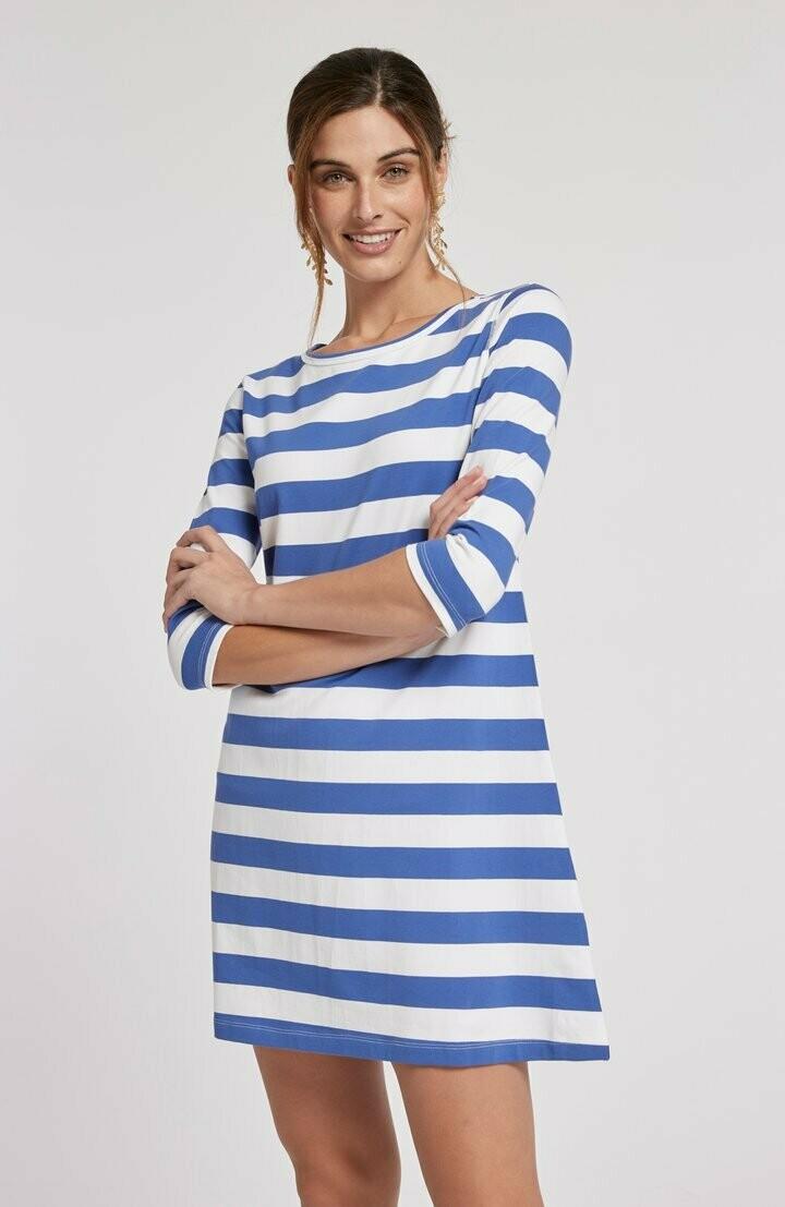 Tyler Boe 73202P Alexa Striped Dress