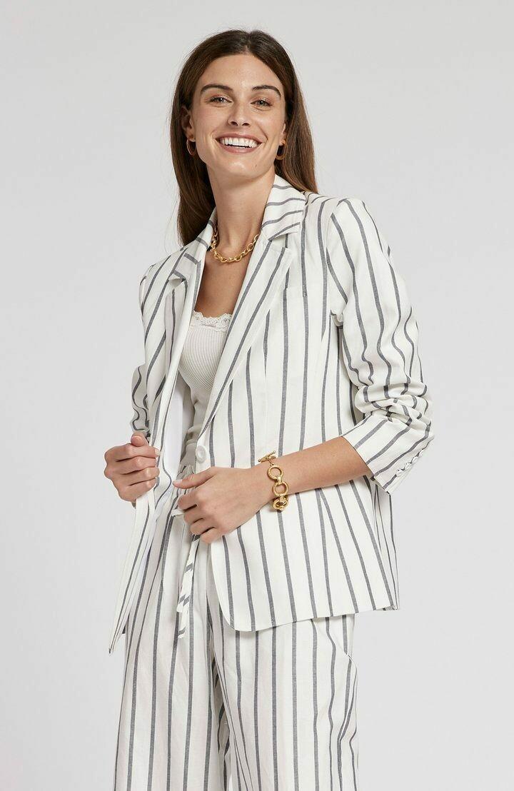 Tyler Boe 42207P Cooper Linen Stripe Jacket