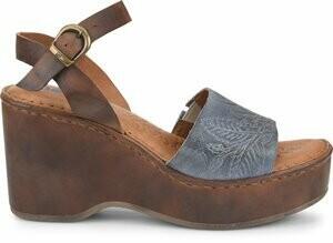 Born Moapa Cut Out Wedge Sandal