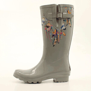 M&F 58179 Briana Round Toe Rubber Boot
