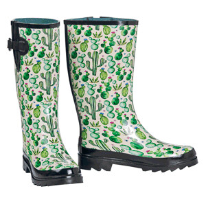 M&F 58174 Cacti Round Toe Rubber Boot