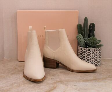 Chinese Laundry Filip Softy Cow Short Boot