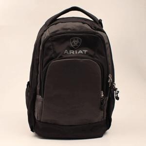 M&F Ariat A460000606 Classic Back Pack Black/Grey