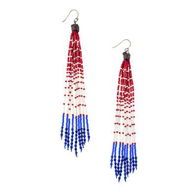 Peyote Bird DDPB19E17 JE476 Willie's Waterfall Earrings