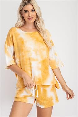 Glam GT2330 Tie Dye Tee Shirt