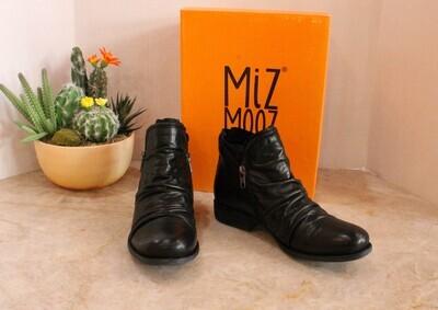 Miz Mooz Ib13286 Luna Zipper Boot