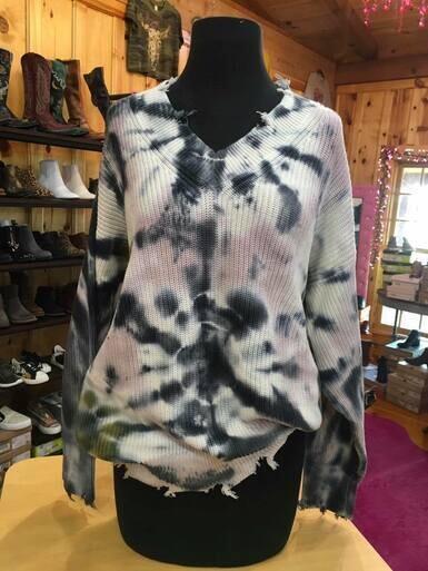 YFB 1391ACS Run Away Sweater
