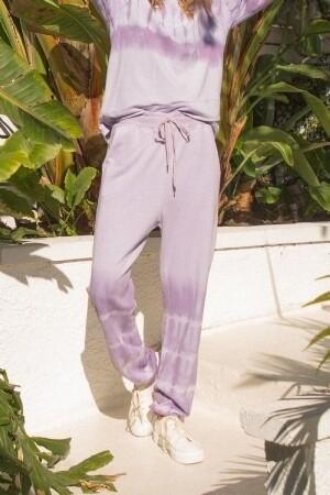 Hem & Thread 30400 Tie Dye Sweatpants
