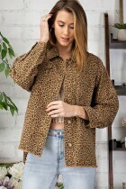Easel ET15362 Animal Prt Jacket