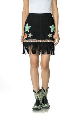 Double D S1728 Song Of The West Skirt