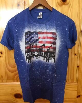 Daydreamers Oilfield Strong Tee Shirt