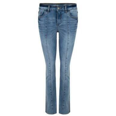 Esqualo SP20.12007 Trouser Jeans Kick Flair