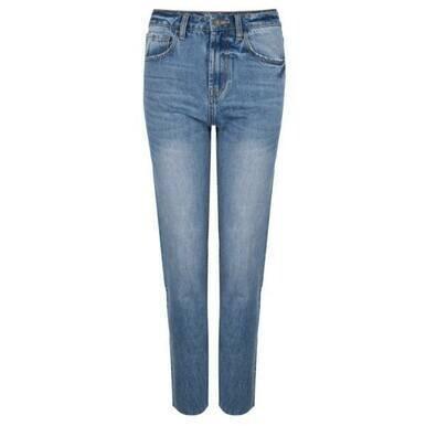 Esqualo SSP20.12011 Trouser Jean 5 Pocket Blue