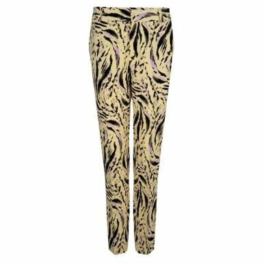 Esqualo SP20.14024 Zebra Print Trouser