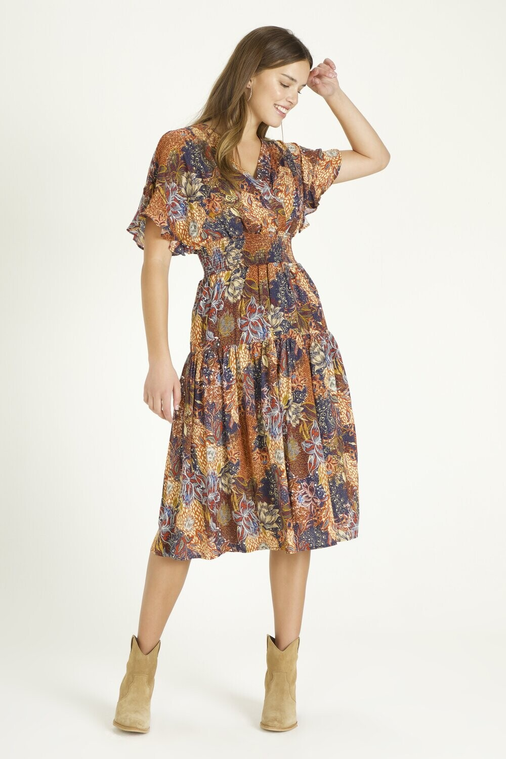 Another Love VCDR9131MYG Adelyn Dress