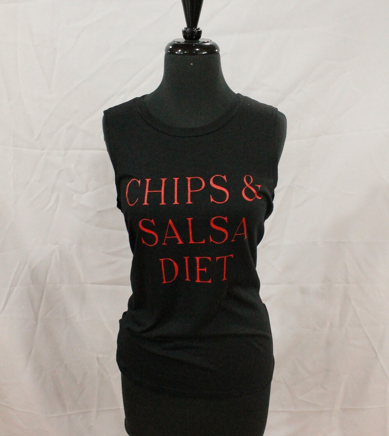 Refined Canvas F543-1384 Chips & Salsa Tank