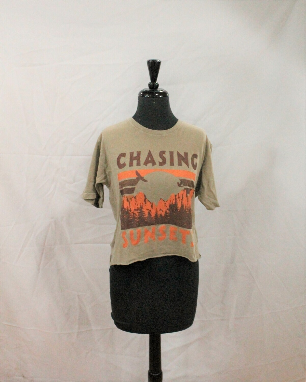 Refined Canvas K3793-8013 SS Chasing Sunsets Crop