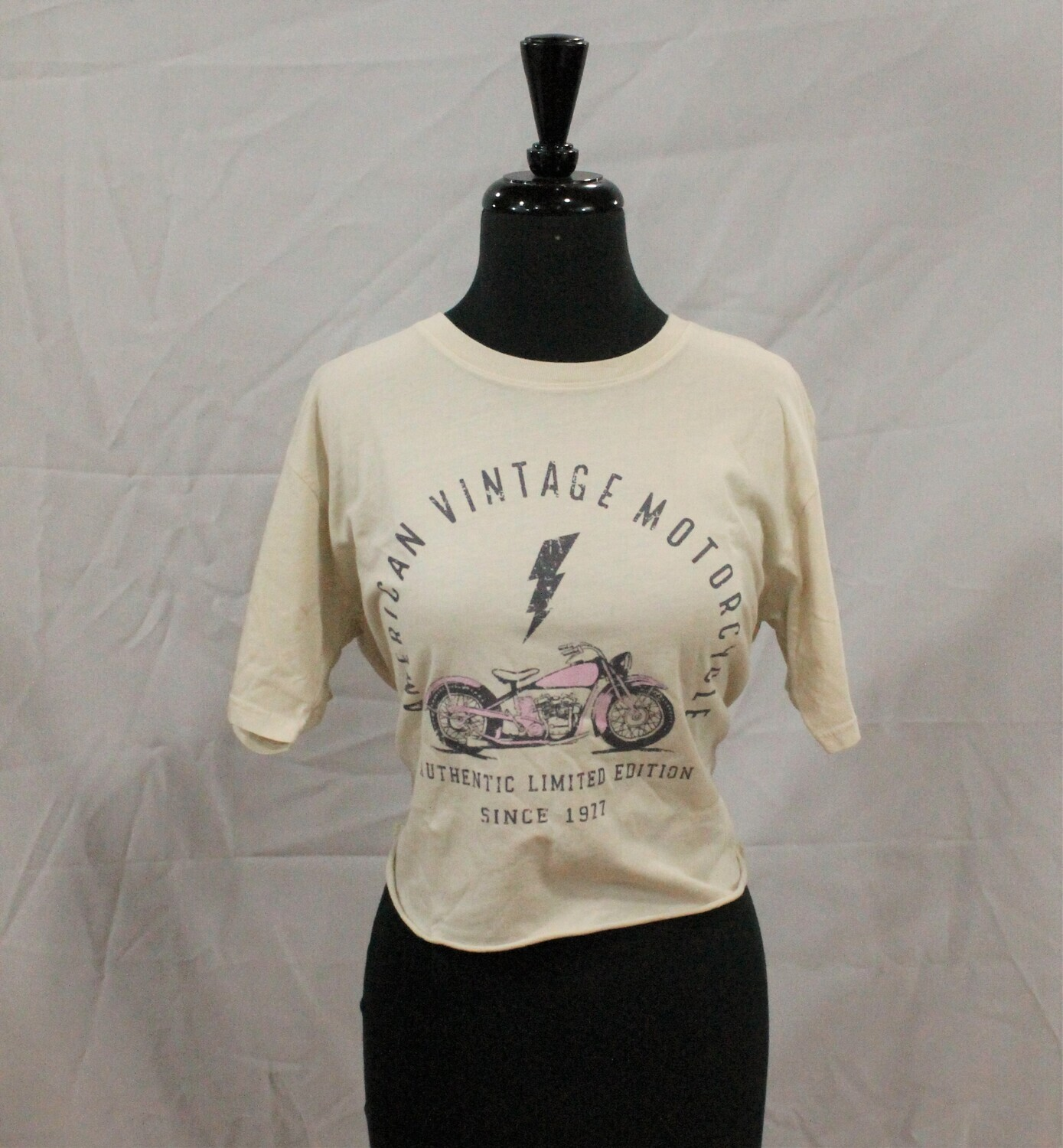 Refined Canvas K3793-1601 SS American Vintage Tee