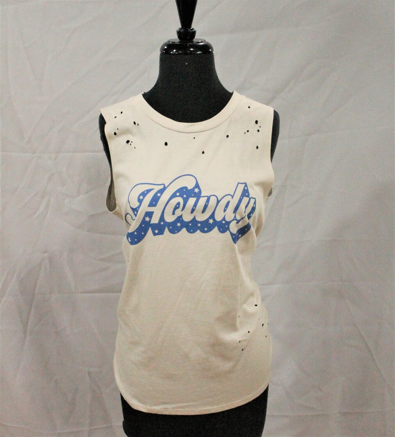 Refined Canvas F643-7799 Howdy Tee