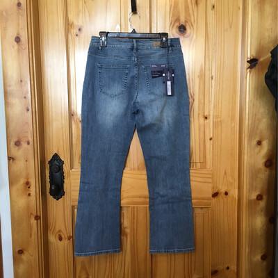 Lola Jeans Hi-Rise Straight Crop Jean