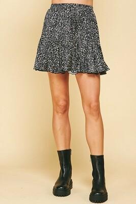 Pinch 3589S Ruffle Tiered Skirt