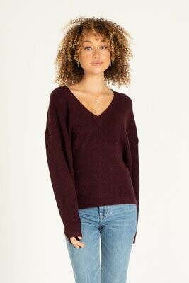 Another Love VCSW3007 Poppy  LS Sweater