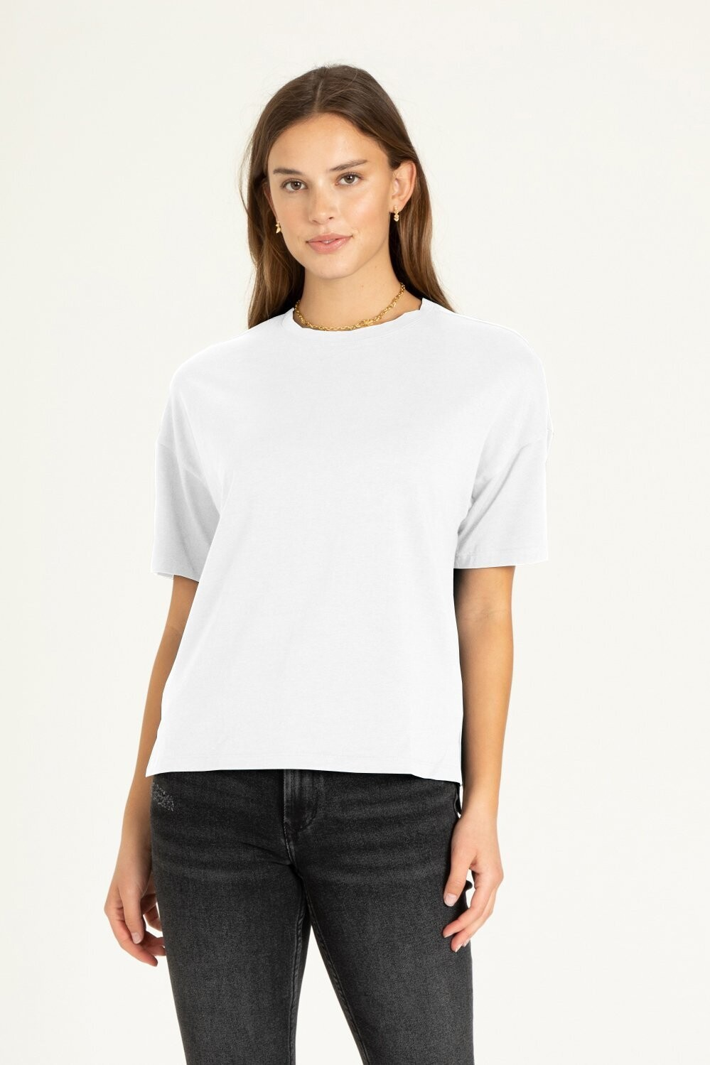 Another Love VCKN1452 SS Round Neck Tee