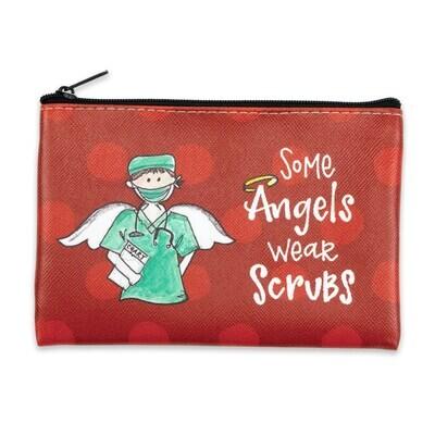Brownlow 82046 Angels Wear Scrubs Coin Purse