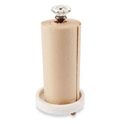 Mudpie 4711025 Doorknob Paper Towel Holder