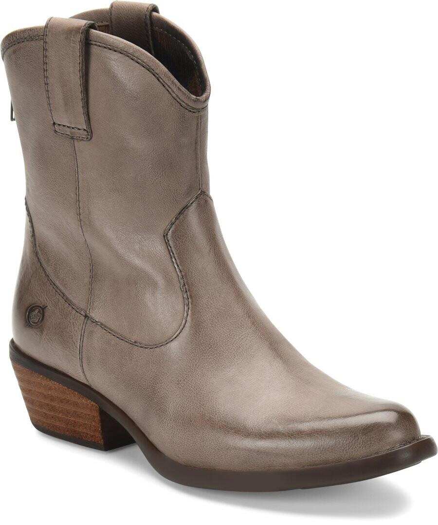 Born F71622 Wynd Short Boot Grey