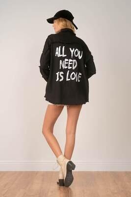 Elan DEP8121 All You Need Is Love Jacket