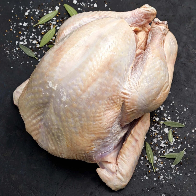 Turkey, Fresh Uncooked Turkey   $4.29/lb
