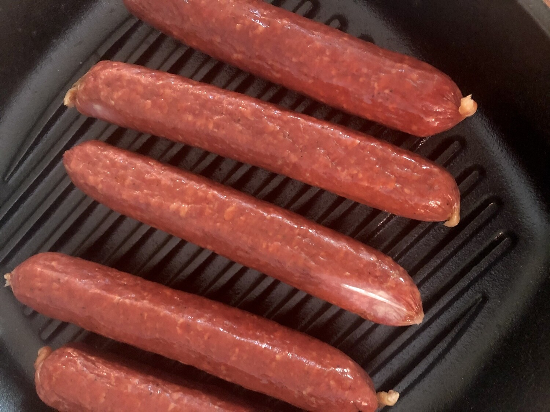Beef Sausage Griller Pack