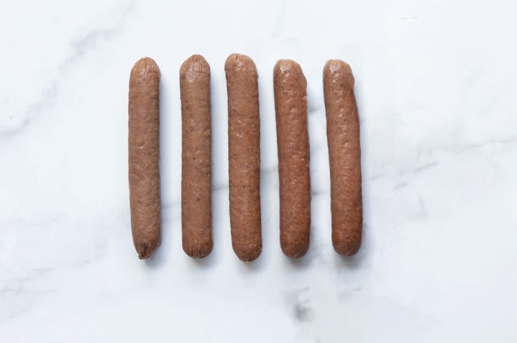 ALL BEEF No Nitrate Hot Dogs