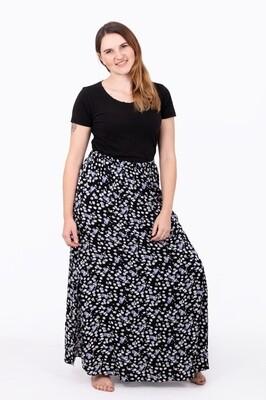 Maxi Skirt (Black)