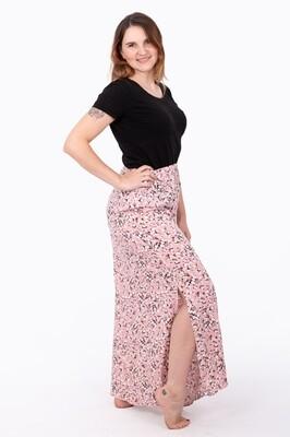 Maxi Skirt (Pink)