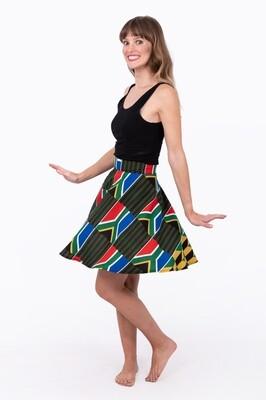 Skirt (SA Flag)
