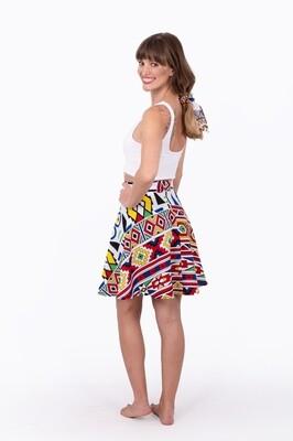 Skirt (African Print 2)