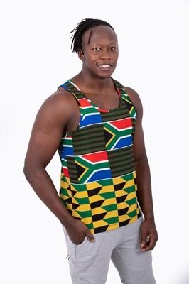 Vest (SA Flag)