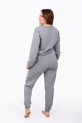 Tracksuit Top (Grey)