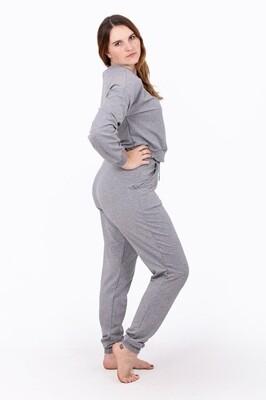 Tracksuit Pants (Grey)