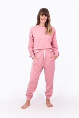 Tracksuit Pants (Pink)
